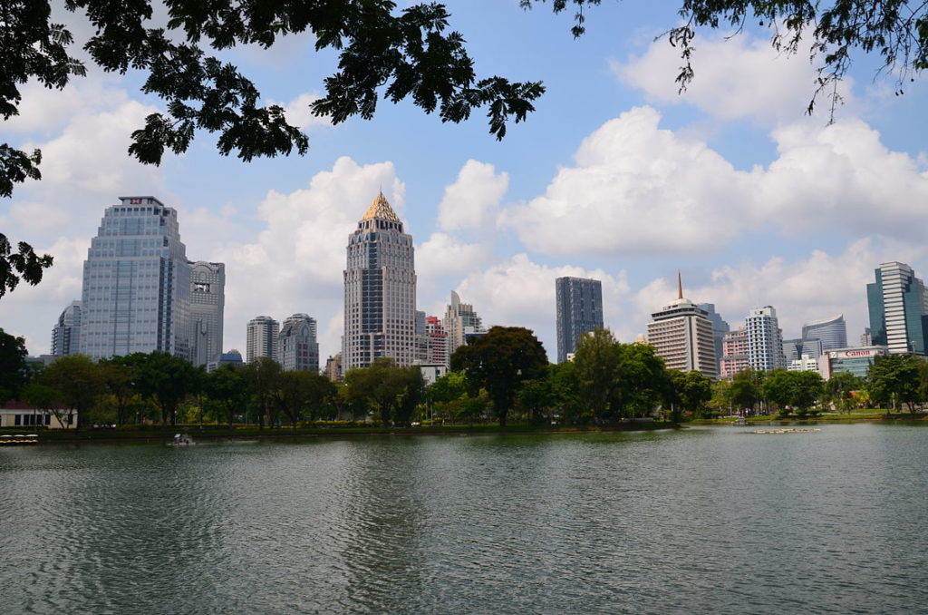 City of Bangkok to plant 100,000 trees this year
