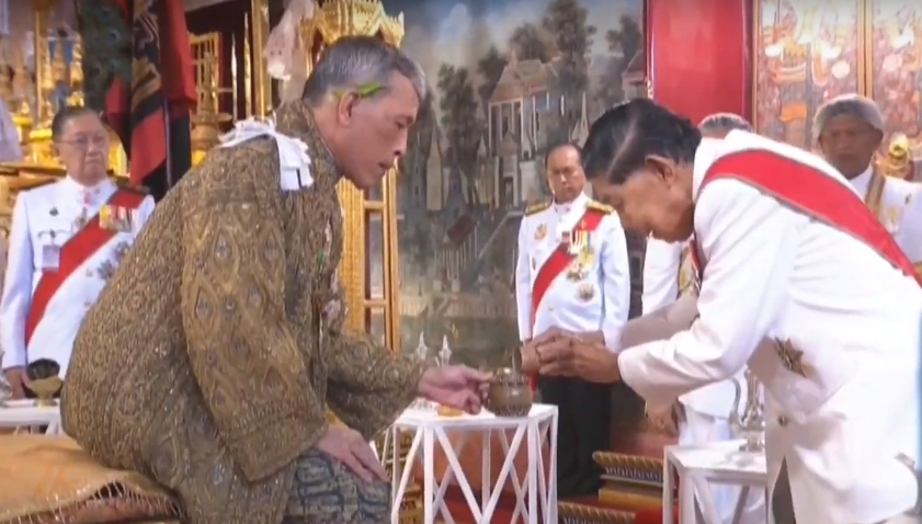 Thaïlande : le Roi Maha Vajiralongkorn couronné Rama X