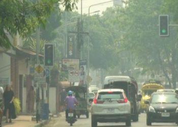 Chiang Mai de nouveau en tête des villes les plus polluées du monde