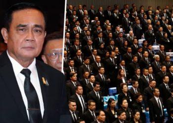 Thaïlande : les parlementaires élisent le chef de la junte Prayut Chan-o-cha au poste de Premier ministre