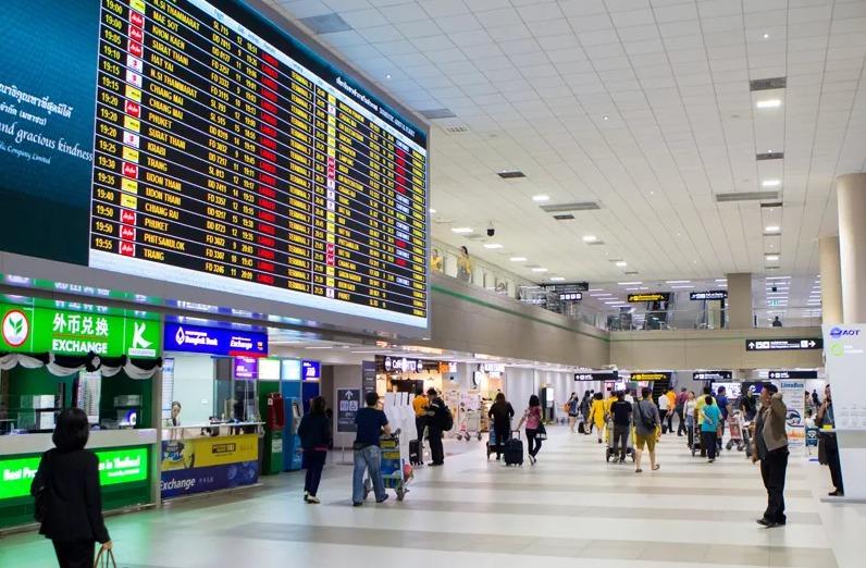 Bangkok : les autorités envisagent la construction d'un troisième aéroport