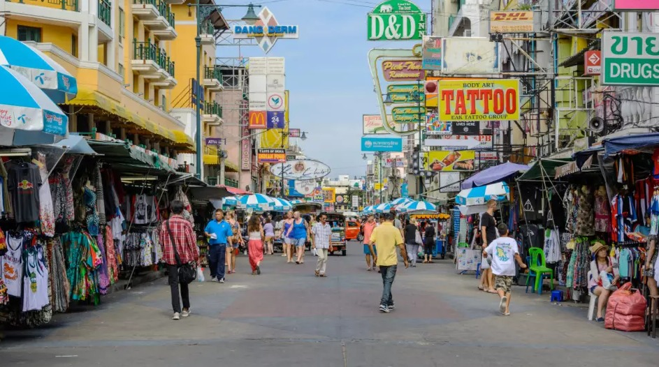 Khao San Road : la municipalité de Bangkok finalise le plan de rénovation