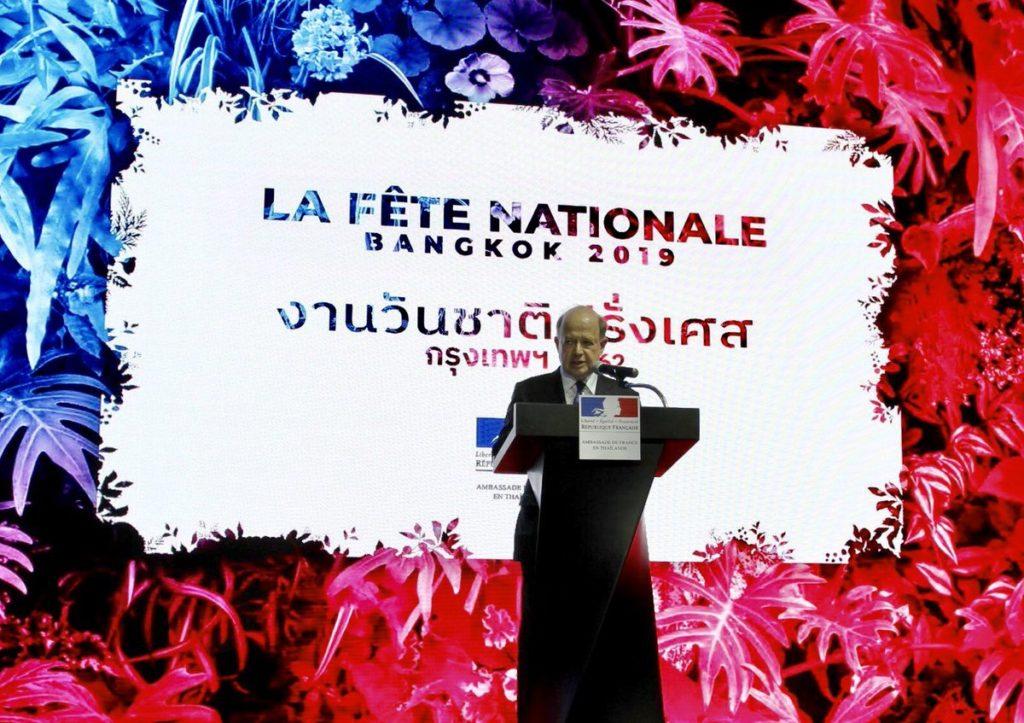 La France veut se poser en partenaire privilégié des relations UE-Thaïlande