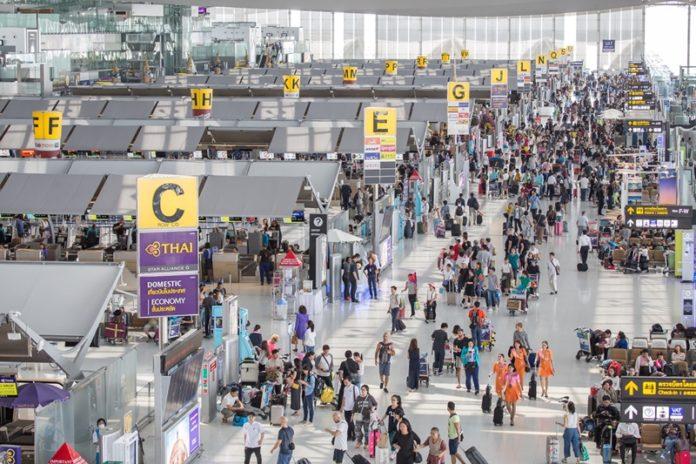 L'aéroport de Bangkok-Suvarnabhumi attend 200 000 passagers par jour à partir d'octobre