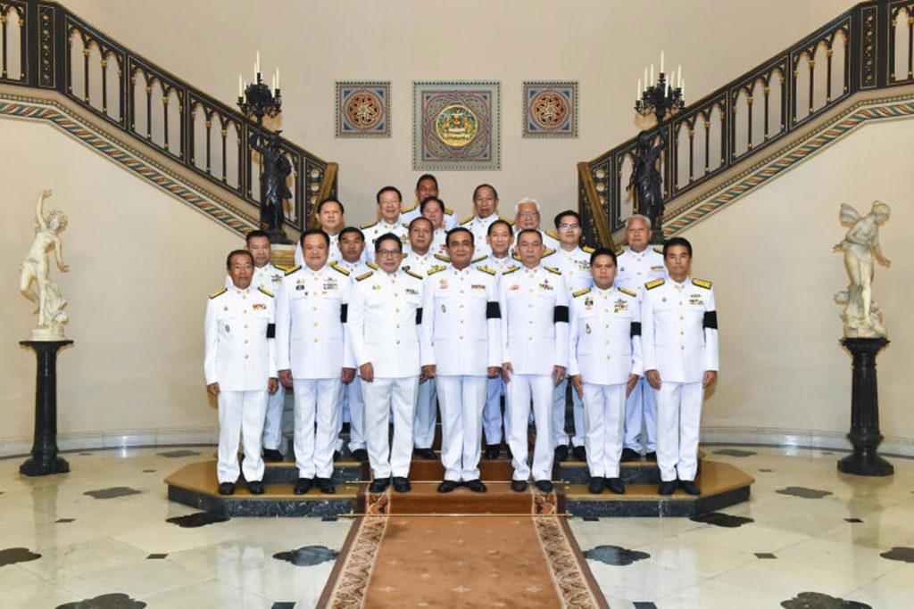 Nouveau gouvernement en Thaïlande, trois mois et demi après des élections controversées