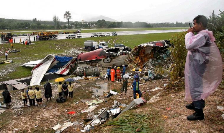 Crash de Phuket en 2007 : 4 ans de prison pour l'ancien PDG de la compagnie thaïlandaise jugé à Paris