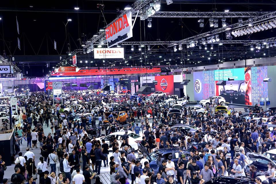 Thaïlande : les ventes de voitures en baisse au mois d'août