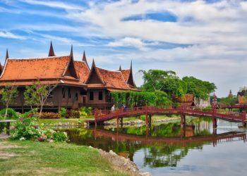 Les 8 plus beaux temples et palais d'Ancient City à Bangkok