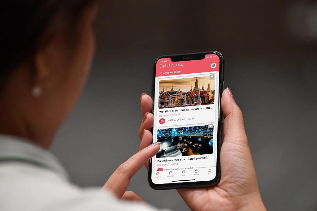 La Thaïlande lance une nouvelle application pour smartphone destinée aux touristes