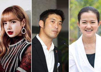 Le magazine Time honore trois Thaïlandais sur sa liste 2019 des 100 personnalités du futur