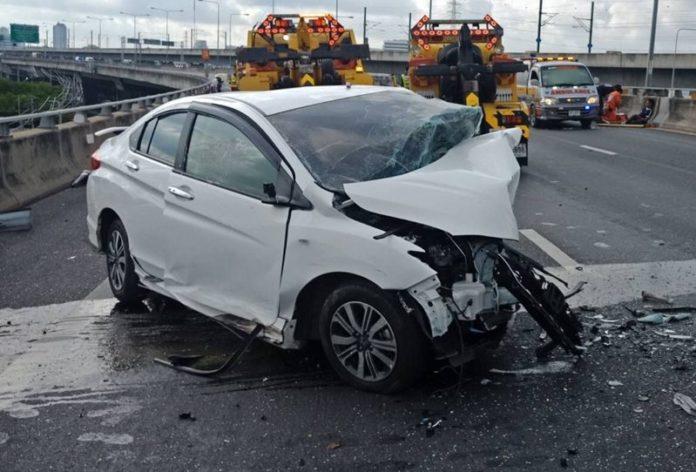 Les accidents de la route tuent 45 personnes par jour en Thaïlande