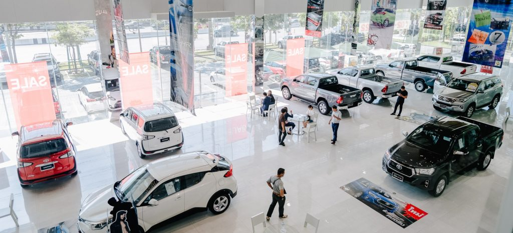 Les ventes d'automobiles baissent de 11 % en octobre en Thaïlande
