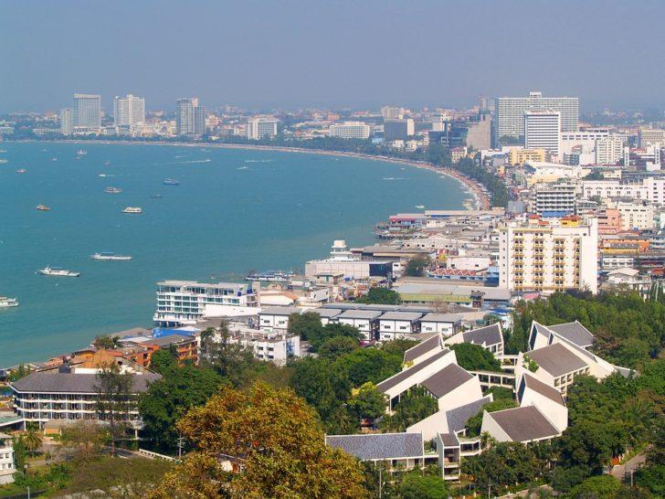 Pattaya : les hôtels victimes du ralentissement économique