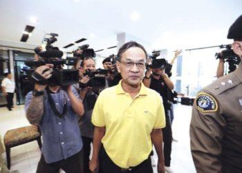 Thaïlande : l'ancien responsable de l'Office national du bouddhisme condamné à 20 ans de prison pour corruption