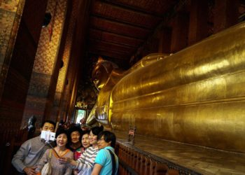 La Thaïlande devrait rester le premier pôle touristique pour les Chinois au cours des années à venir