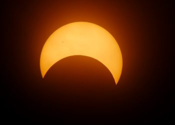 Éclipse solaire partielle en Thaïlande le jeudi 26 décembre 2019