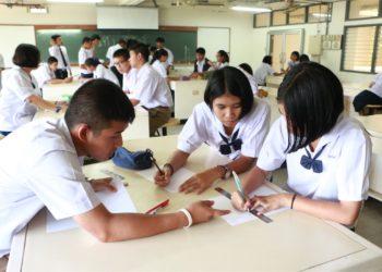Classement PISA : mauvaises notes pour les élèves thaïlandais