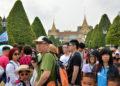 La Thaïlande cherche à relancer son tourisme malgré l'envolée du baht