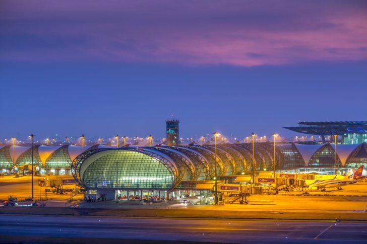 Thaïlande : le trafic aérien pourrait avoir atteint un point de saturation