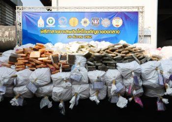 Thaïlande : le commerce en ligne, la baisse des prix et les nouvelles routes rendent la lutte contre le trafic de drogues plus difficile