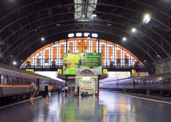 Bangkok : la gare de Hua Lamphong restera ouverte après l'inauguration de celle de Bang Sue