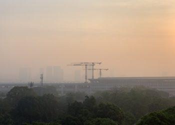 Bangkok : retour de niveaux de pollution atmosphérique dangereux dans une grande partie de la ville
