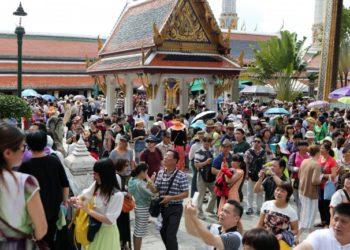 La Thaïlande a accueilli 39,8 millions de touristes étrangers en 2019, en hausse de 4,2 %