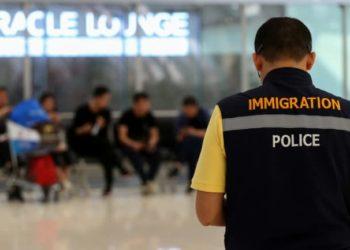 Un Français arrêté en Thaïlande pour un « overstay » de plus de cinq ans