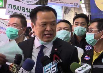 Thaïlande : le ministre de la Santé dérape et appelle à l'expulsion des Européens qui ne portent pas de masque