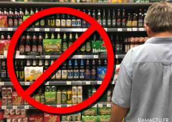 Vente d'alcool interdite le 8 février en Thaïlande en raison d'une fête bouddhiste