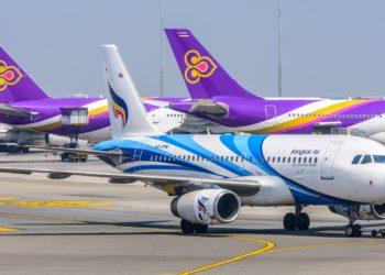 Les compagnies aériennes thaïlandaises demandent une aide de 16 milliards de bahts en pleine crise du coronavirus Covid-19