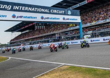 MotoGP en Thaïlande : le Grand Prix de Buriram finalement reporté en raison du coronavirus