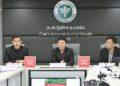 La Thaïlande annonce un premier décès lié au coronavirus Covid-19, un Thaïlandais de 35 ans qui souffrait de complications médicales