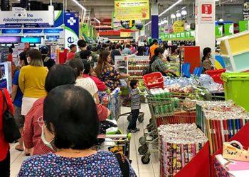 Thaïlande : la grande distribution assure que les approvisionnements demeurent suffisants