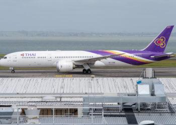 Thai Airways subit des pertes de 12 milliards de bahts en 2019