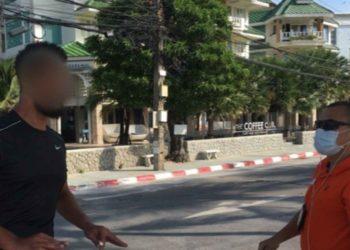 Phuket : un Français arrêté, car il ne portait pas de masque