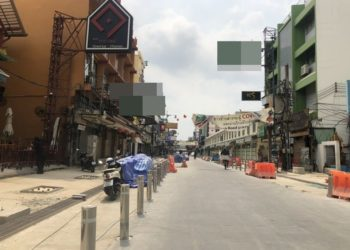 La Thaïlande célèbre Songkran dans le calme pendant la crise du coronavirus Covid-19