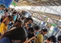 Bangkok : le BTS sera limité à 250 passagers par rame