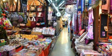 Bangkok : réouverture du célèbre marché de Chatuchak ce week-end
