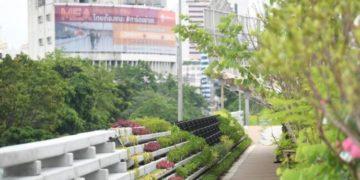 Le Chao Phraya Sky Park, nouveau site touristique de Bangkok, officiellement inauguré