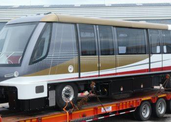 La « Gold Line » du réseau de métro de Bangkok devrait être ouverte en octobre