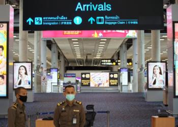 Les Thaïlandais largement opposés au retour des étrangers sur leur sol pour éviter une deuxième vague de coronavirus Covid-19