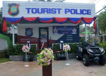 Thaïlande : la police veut pister les touristes étrangers, quand ils pourront revenir...
