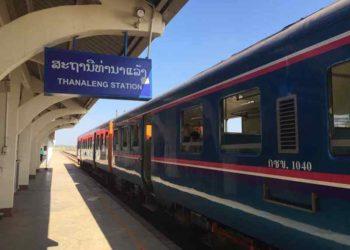 Vientiane : début de la construction de la gare pour la liaison ferroviaire Laos-Chine