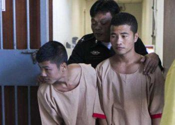 Le Roi de Thaïlande commue la condamnation à mort des deux Birmans dans l'affaire du meurtre des touristes britanniques à Koh Tao