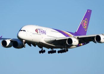 Thai Airways : les billets non utilisés seront valables jusqu'à fin 2021