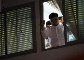 Thaïlande : nouvelle arrestation d'un leader étudiant opposé au régime, en amont d'appels à manifester