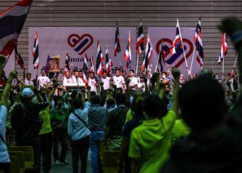 Les royalistes se mobilisent pour soutenir la monarchie thaïlandaise