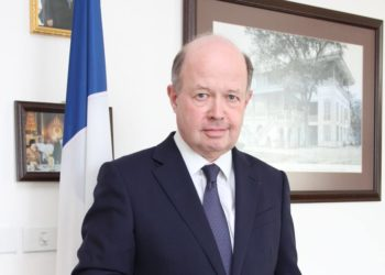 Décès de M. Jacques Lapouge, ancien ambassadeur de France en Thaïlande