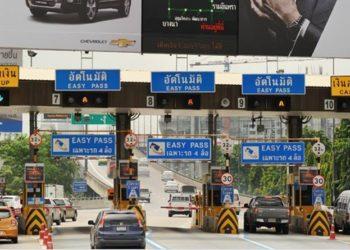 Thaïlande : les cabines de péage devraient être supprimées l'année prochaine